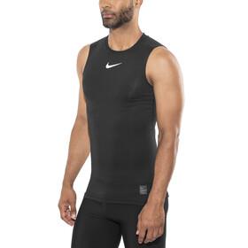 Nike Pro Top Men black/white/white